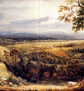 Ward James View In Somersetshire From Fitzhead The Seat Of Lord Somerville