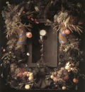 HEEM Jan Davidsz de Eucharist In Fruit Wreath