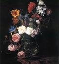 FYT Jan Vase Of Flowers