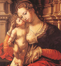 GOSSAERT Jan Virgin and Child