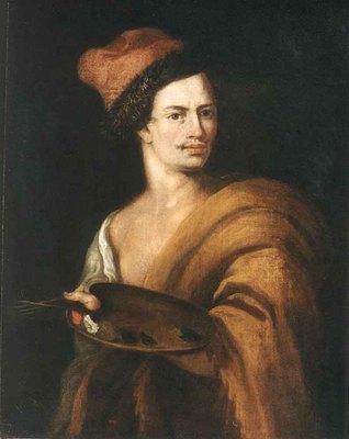 KUPECKY Jan Portrait Of Adam Manyoki
