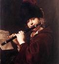KUPECKY Jan Portrait Of The Court Musician Josef Lemberger