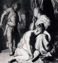 Lievens Jan Samson And Delilah1628