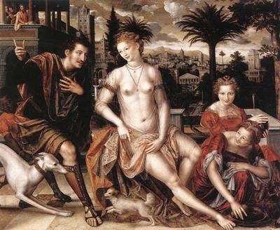 MASSYS Jan David and Bathsheba
