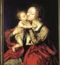 MASSYS Jan Holy Virgin and Child