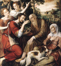 MASSYS Jan The Healing of Tobit