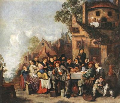 MOLENAER Jan Miense Tavern Of The Crescent Moon