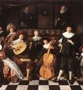 MOLENAER Jan Miense Family Making Music