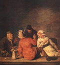 MOLENAER Jan Miense Peasants In The Tavern