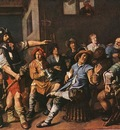MOLENAER Jan Miense The Denying Of Peter