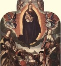 PROVOST Jan The Coronation Of The Virgin