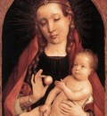 PROVOST Jan Virgin And Child