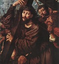 HEMESSEN Jan Sanders van Christ Carrying The Cross