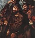 HEMESSEN Jan Sanders van Christ Carrying The Cross