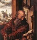 HEMESSEN Jan Sanders van St Jerome