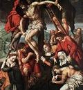 HEMESSEN Jan Sanders van The Descent From The Cross