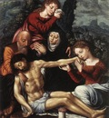 HEMESSEN Jan Sanders van The Lamentation Of Christ