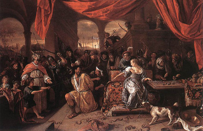 STEEN Jan Samson And Delilah