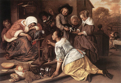 STEEN Jan The Effects Of Intemperance