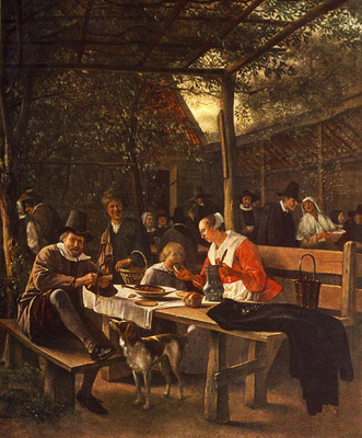 STEEN Jan The Picnic