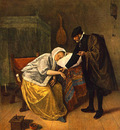 STEEN Jan The Doctor And His Patient