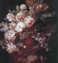 HUYSUM Jan Van Vase of Flowers