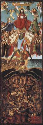 Eyck Jan van Last Judgment