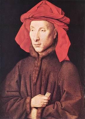 Eyck Jan van Portrait of Giovanni Arnolfini