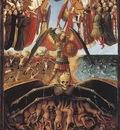 Eyck Jan van Last Judgment