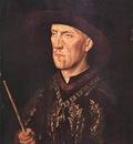 Eyck Jan van Portrait of Baudouin de Lannoy