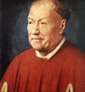 Eyck Jan van Portrait of Cardinal Niccolo Albergati