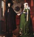 Eyck Jan van Portrait of Giovanni Arnolfini and his Wife