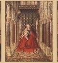 Eyck Jan van Small Triptych