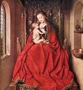 Eyck Jan van Suckling Madonna Enth