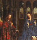 Eyck Jan van The Annunciation c1435