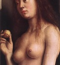 eyck jan van the ghent altarpiece eve detail
