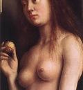 eyck jan van the ghent altarpiece eve detail