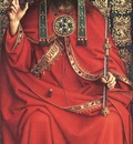 Eyck Jan van The Ghent Altarpiece God Almighty