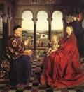 Eyck Jan van The Virgin of Chancellor Rolin