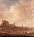 Goyen Jan van View of Leiden