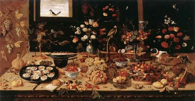 KESSEL Jan van Still Life