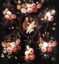 KESSEL Jan van Holy Family