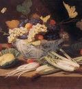 KESSEL Jan van Still Life With Vegetables