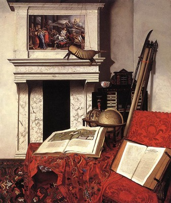 HEYDEN Jan van der Still Life With Rarities