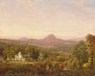 Crospey Jasper Francis Autumn Landscape