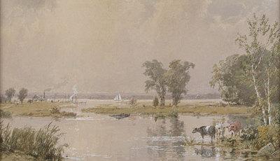 Crospey Jasper Francis Hackensack Meadows