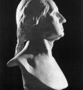 HOUDON Jean Antoine Bust of George Washington