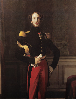Ingres Ferdinand Philippe Louis Charles Henri