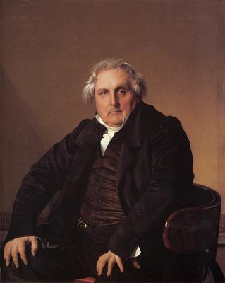 Ingres Louis Francois Bertin