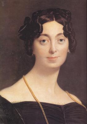 Ingres Madame Leblanc